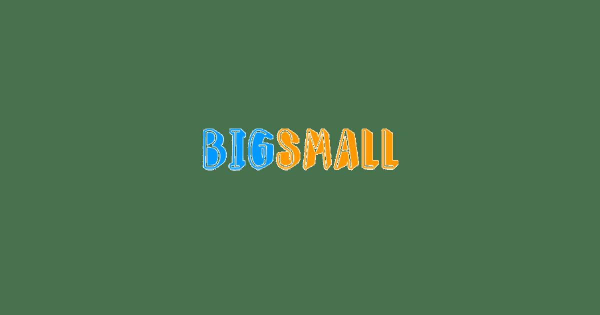 bigsmall coupon code