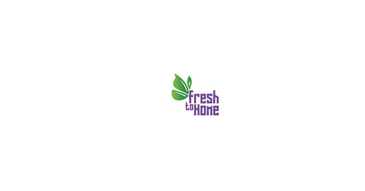 fresh to home coupon